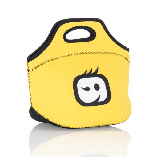Wink Yellow WonderWink Lunch Bag