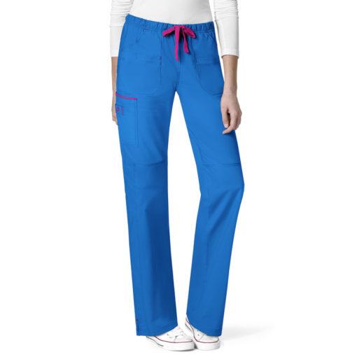 Royal Joy-Denim Style Straight Pant