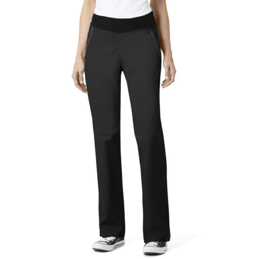 Black Women's Pull On Pant