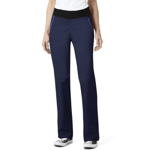 Navy Women's Pull On Pant