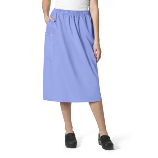 Ceil Blue WonderWORK Skirt