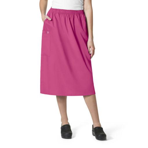 Fuchsia WonderWORK Skirt
