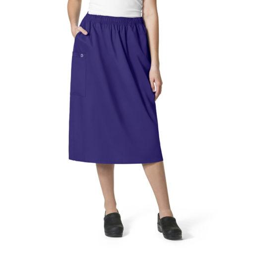 Grape WonderWORK Skirt