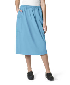 Light Turquoise WonderWORK Skirt