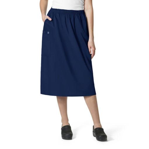 Navy WonderWORK Skirt