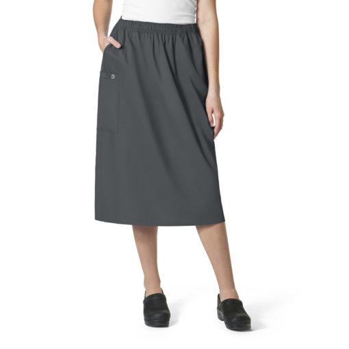 Pewter WonderWORK Skirt