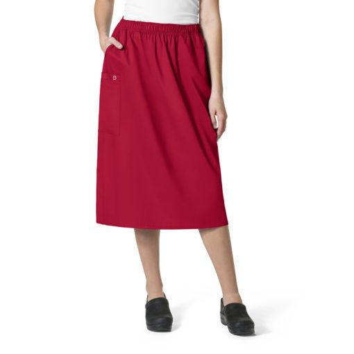 Red WonderWORK Skirt