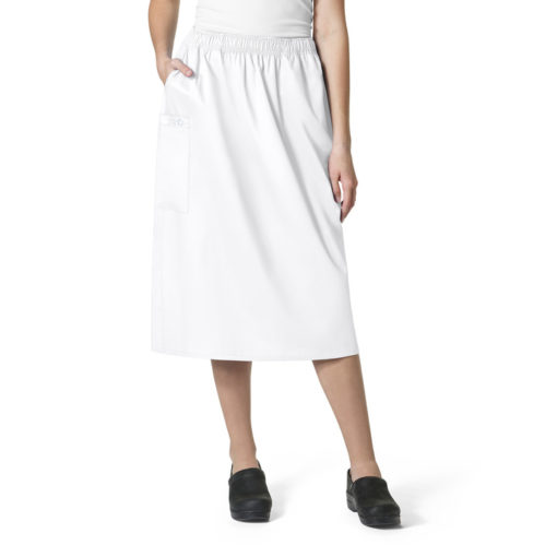 White WonderWORK Skirt