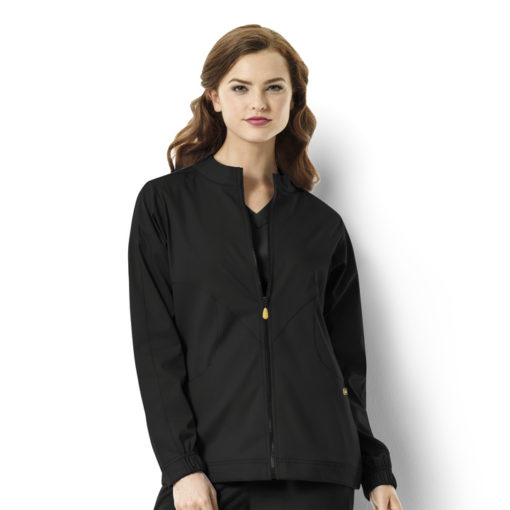 Black Boston - Warm-up Style Jacket