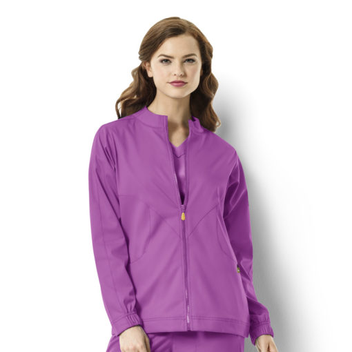 Elec Lilac Boston - Warm-up Style Jacket