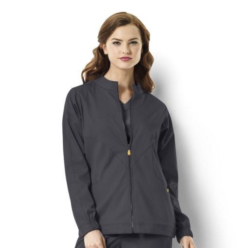 Pewter Boston - Warm-up Style Jacket