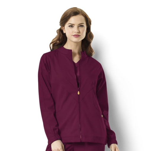 Wine Boston - Warm-up Style Jacket