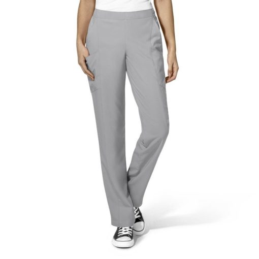Grey Women's Full Elastic Pant