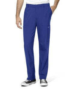 Galaxy Blue Men's Cargo Pocket Pant