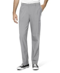 Grey Men's Cargo Pocket Pant