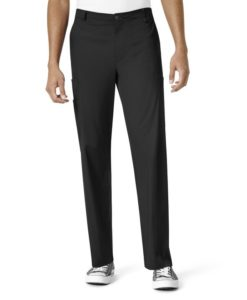 Black Men's Cargo Pant