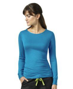 Mediterranean Blue COCO Knit Layer