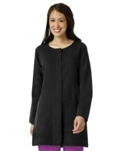 Black RITA Labcoat