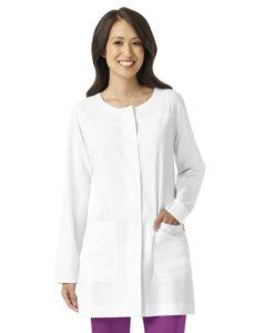 White RITA Labcoat